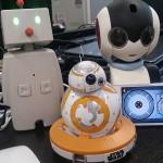 ロボット:BB8のユダ 入社