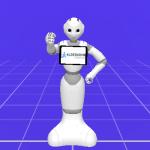 ロボット【Pepper(ペッパー)】前回作ったポーズを使用してモーションを作成