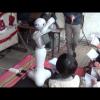 ロボット【Pepper(ペッパー)】あわてんぼうのサンタクロースを歌いました♪@美野島商店街(福岡)