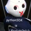 ロボット【Pepper(ペッパー)】pythonSDKで日本語を喋らせる(Windows)