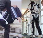 ロボットニュース:きました!!夢のロボットスーツ!
