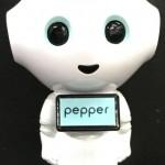 ロボット【Pepper(ペッパー)】ゲームアプリを思案