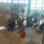 ロボット【Pepper(ペッパー)】福岡市総合図書館で子供達とかるたをやってきました!