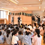 ロボット【Pepper(ペッパー)】誕生日会にお邪魔しました♪隅田保育園(福岡)