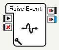 ロボット【Pepper(ペッパー)】Raise Eventボックスの拡張
